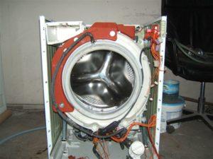 Tambur tankını Samsung yıkayıcıdan çıkarın