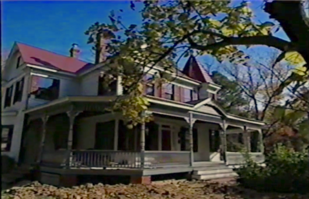 National Historic Victorian House