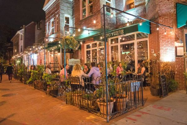 best outdoor patios in dc 20+ Places to Eat, Shop & Play on 14th Street | Washington.org