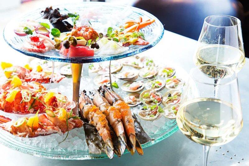 Upscale Seafood Near Me