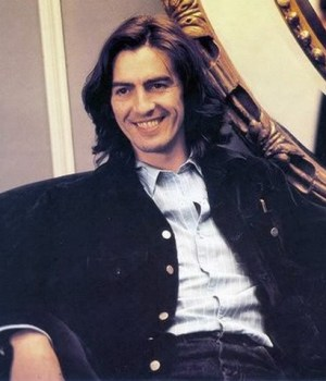 George Harrison Behind That Locked Door