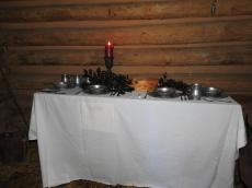 The Irish Table