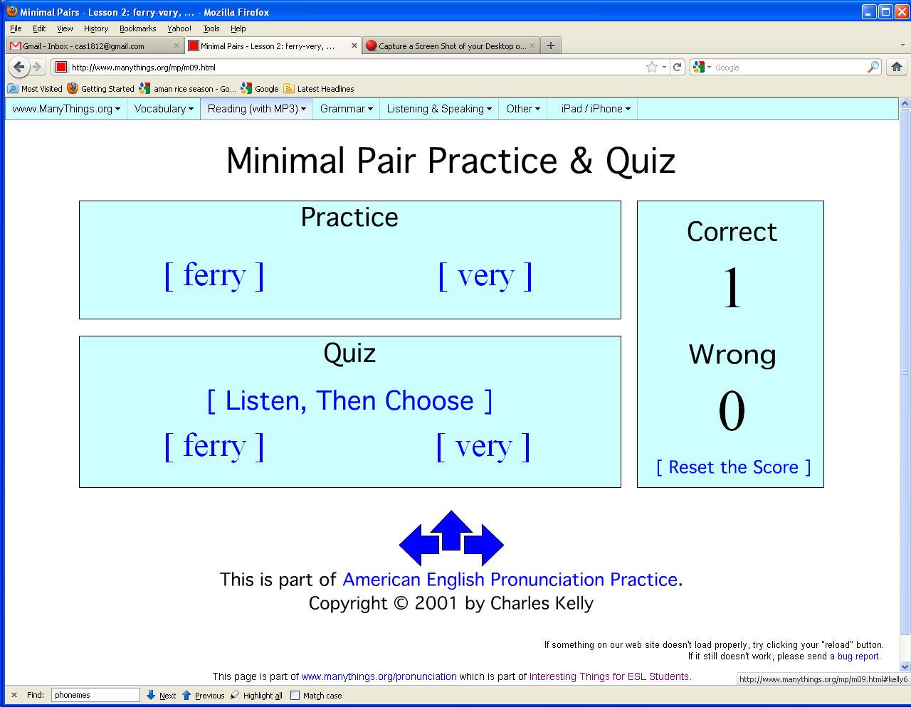 Pronunciation Practice Students Want More