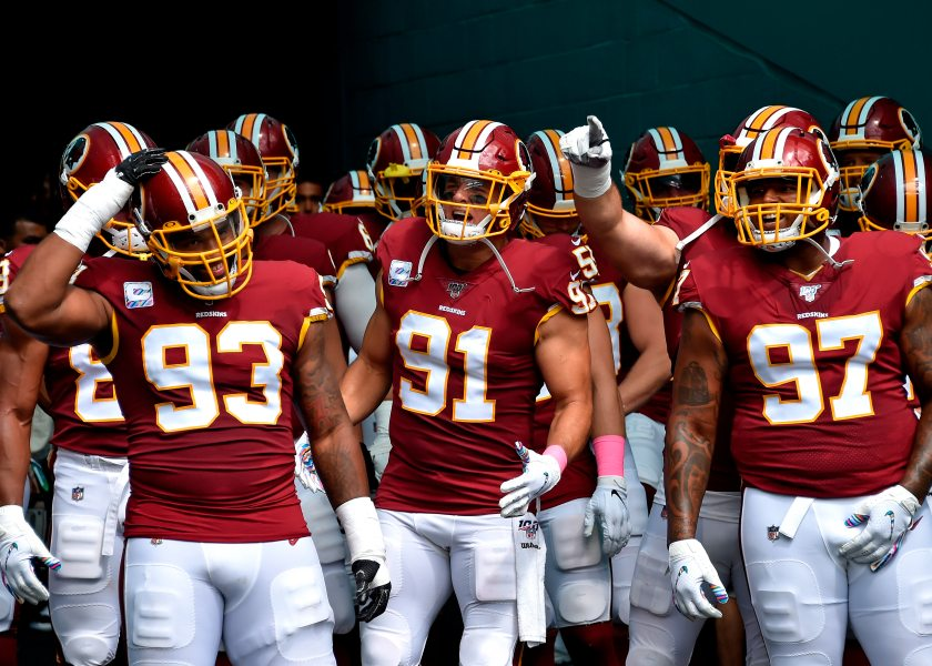 Salary Cap Breakdown: Redskins defensive line presents max value
