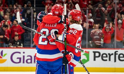 The Capitals face several questions heading into the offseason.