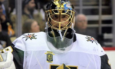 Marc-Andre Fleury was among those who won big at the NHL Awards.