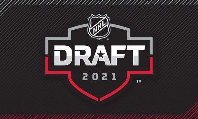The 2021 NHL Draft starts on July 23.