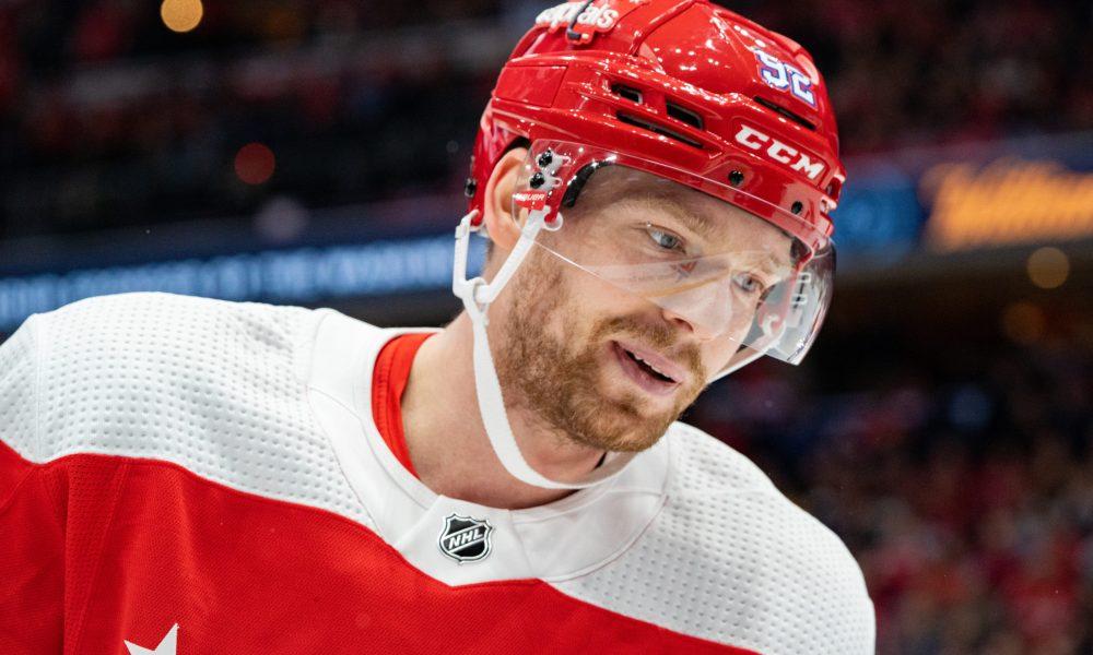 Will the Capitals trade Evgeny Kuznetsov?