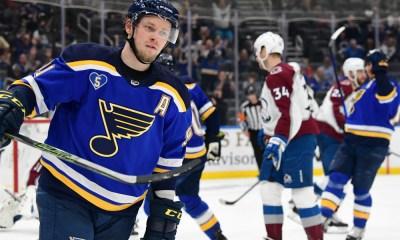 NHL trade, Washington Capitals, Vladimir Tarasenko