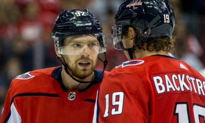 Do the Capitals still have strong center depth?