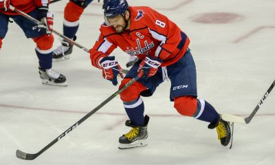 The Capitals re-signed Alex Ovechkin in a relatively quiet offseason for the team.