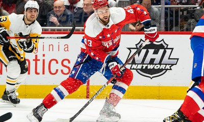 Tom Wilson can make a much different impact in 2021-22.