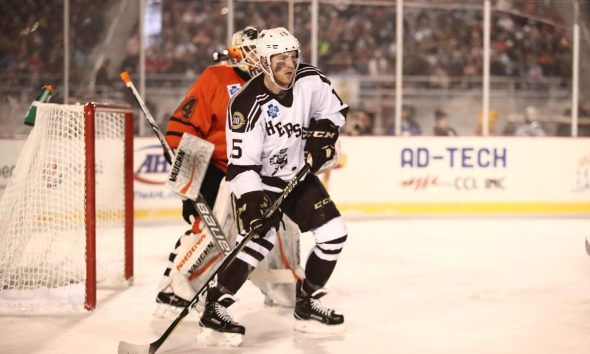 Several former Capitals have ended up with the Coyotes, including Travis Boyd.