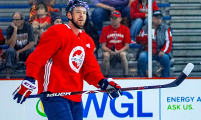 Washington Capitals forward Evgeny Kuznetsov has a lot to prove.