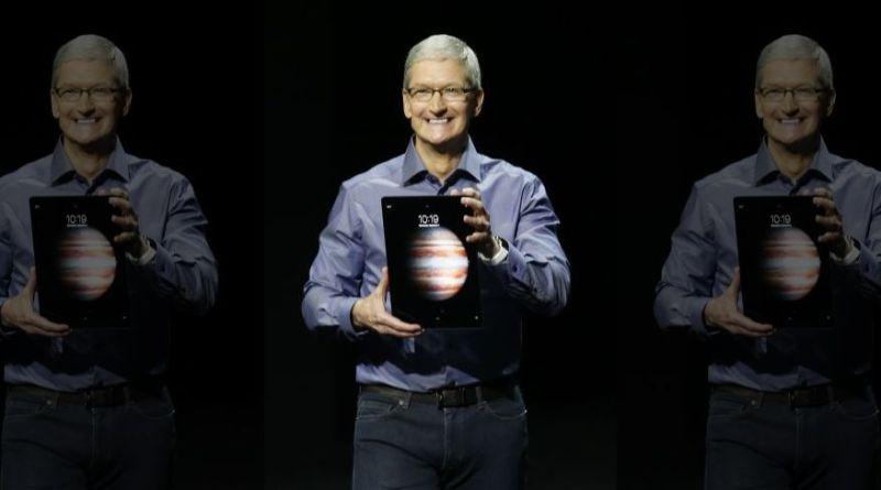 Apple unveils iPad Pro, new iPhones, revamps Apple TV