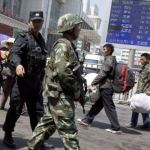 Chinese security forces kill 28 terrorists (Photo AP)
