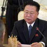 Kim Jong Un demotes top official (Photo AP)