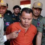 Cambodia jails doctor for mass HIV infections (Photo AFP)