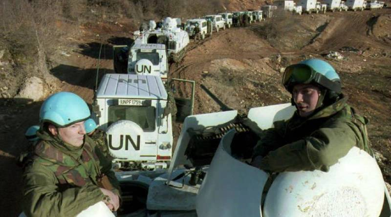 China to replace Japan as second-largest funder of U.N. peacekeeping (Photo AFP)