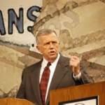 Former GOP congressman regret on gun law