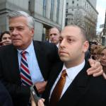 Former NY Senate Majority Leader Dean Skelos found guilty of corruption (photo new york daily news)