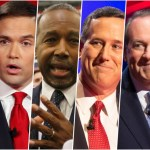 GOP candidates pledge to sign anti-gay discrimination into law