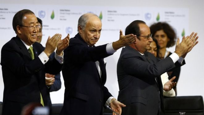 Global climate deal In summary (Photo AP)