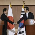 Japan, South Korea agree on 'comfort women'