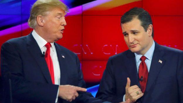Republican debate Winners and losers (Reuters)