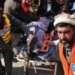 Attack on Pakistan campus