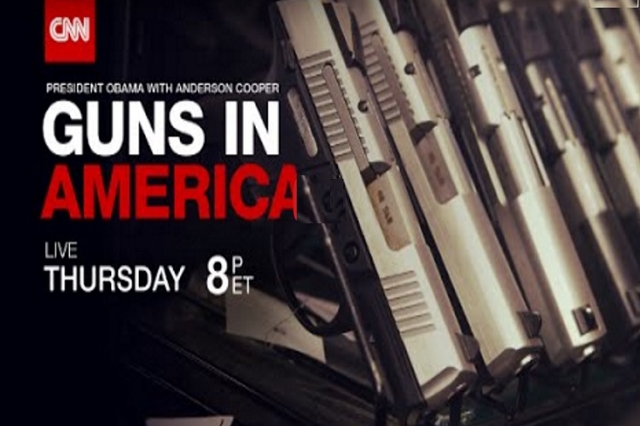 CNN to host Obama town hall on guns