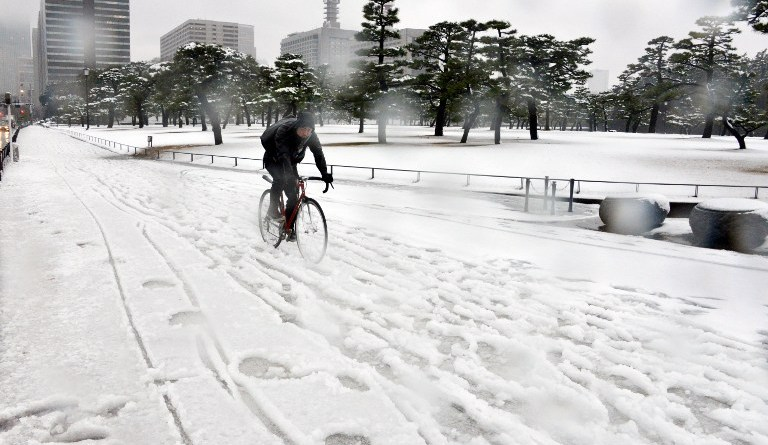 Record cold grips several Asia countries (www.channelnewsasia.com)