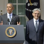Merrick Garland nominated for SCOTUS