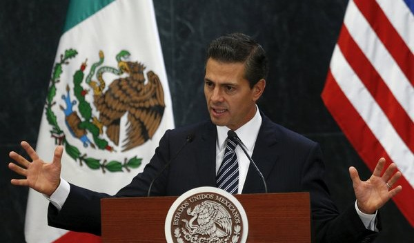 President Enrique Pena Nieto of Mexico-Credit Henry Romero Reuters What Mexico Thinks About Trump