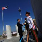 Britain foreign secretary visits Cuba