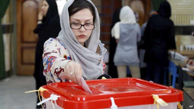 Moderate take control in Iranian Parliament
