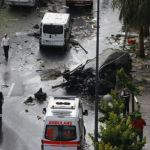 Another car bomb explodes in Turkey