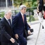 Major Powers meet for Mideast peace talk