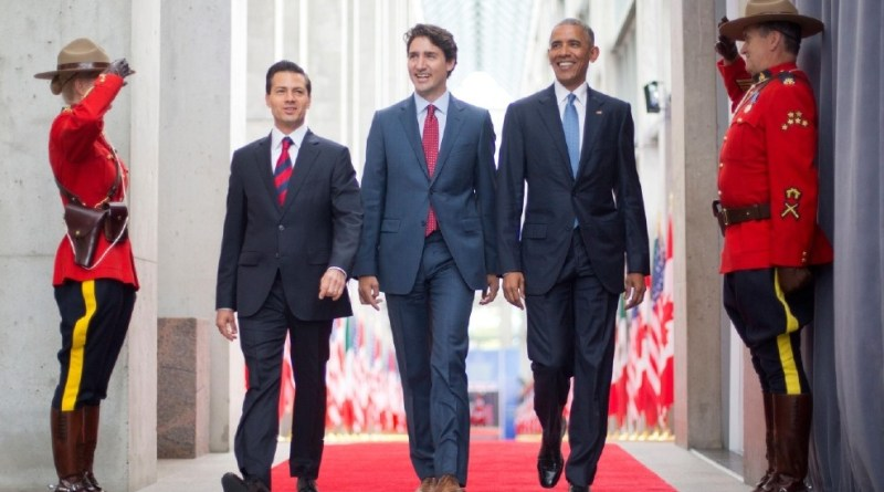 North American leaders warn isolationism