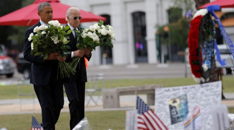 Obama urges action on gun laws