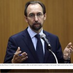 UN rights chief urges tighter US gun controls