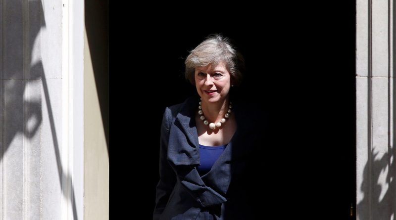 5 Things to Know About Theresa May, Britain's Next Prime Minister