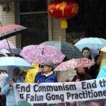 Falun Gong group rally at US Capitol