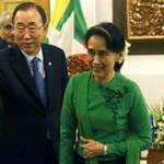UN Chief insists Rohingya deserve hope