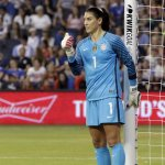 US Goalkeeper Solo taunted with Zika chants: