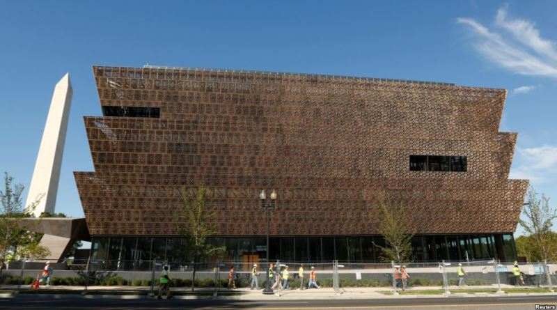 African American Museum to open in Washington DC