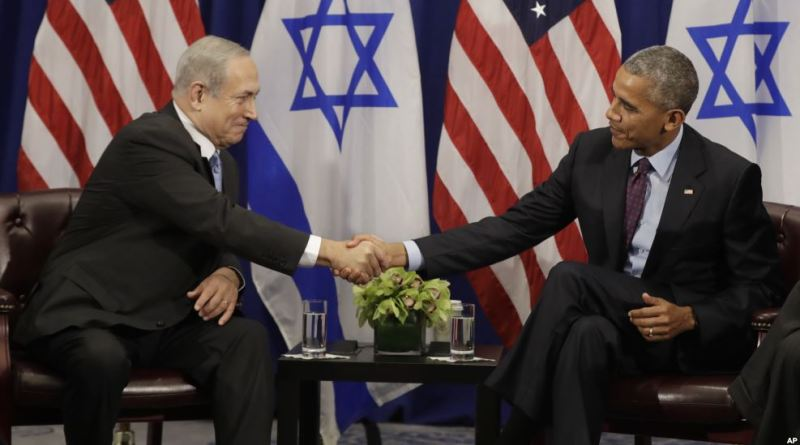 Obama and Netanyahu say US-Israel bond unbreakable