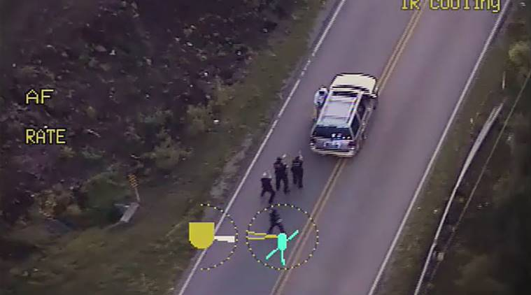 Tulsa police shooting of unarmed black man