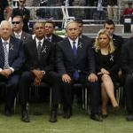 World leaders gather for Shimon Peres' funeral