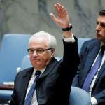 Russia blocks Aleppo cease-fire resolution at UN